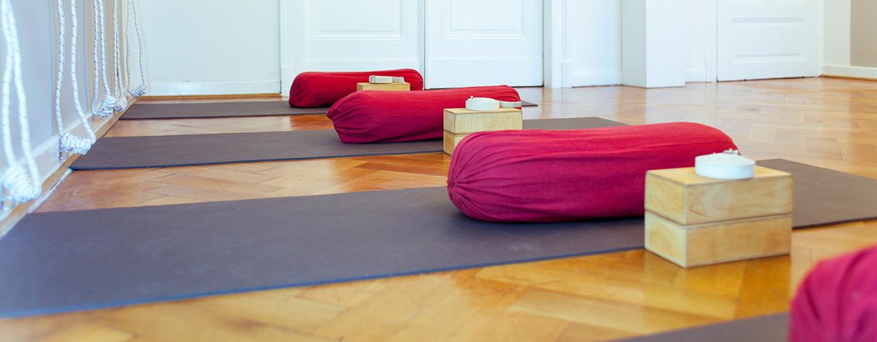 Das Yogastudio